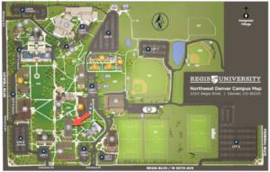 REGIS MAP